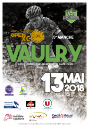 Affiche massi vaulry 2018