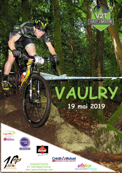 Affiche massi vaulry 2019