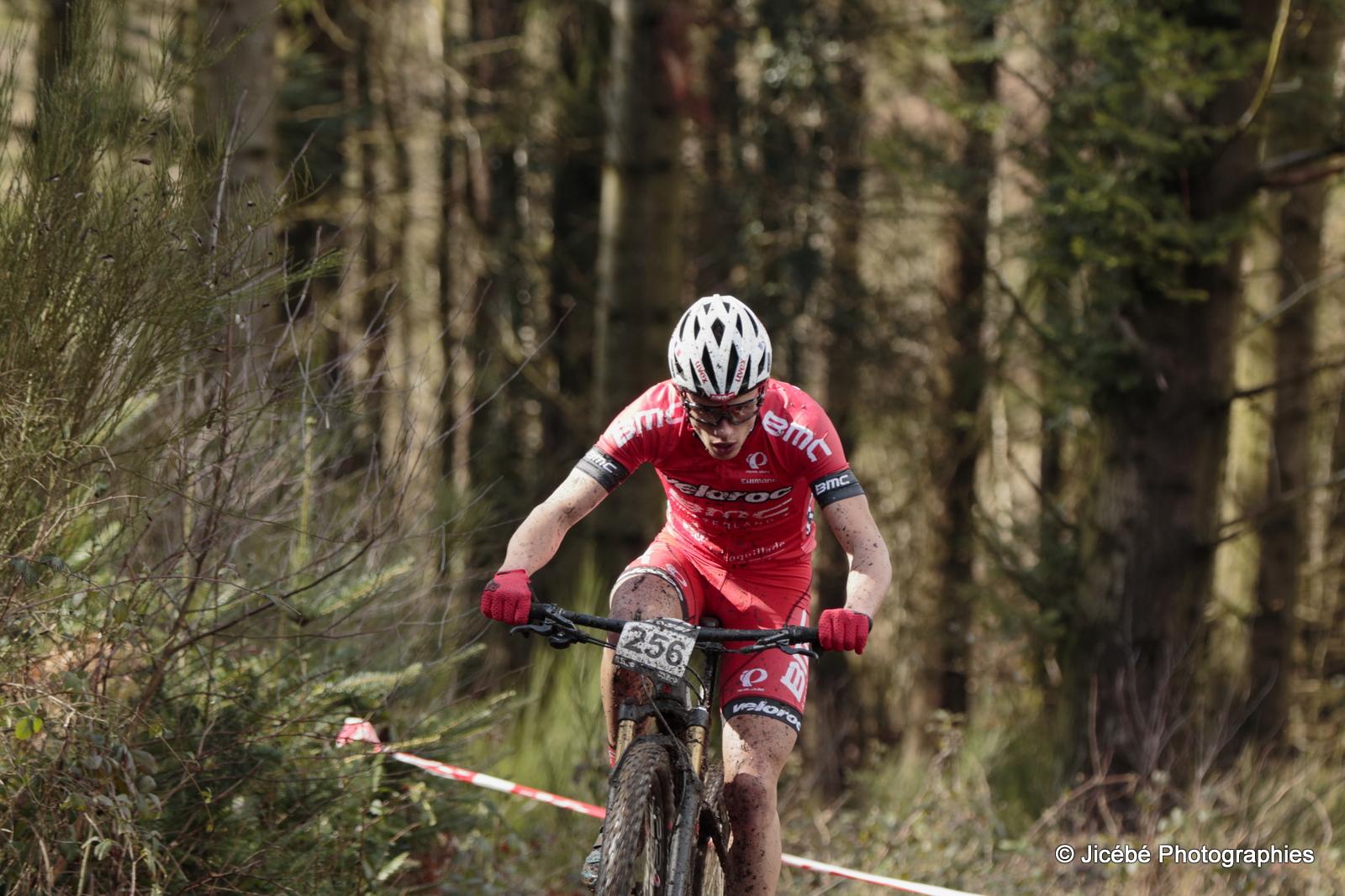 Thomas BONNET (Team VELOROC) vainqueur chez les juniors hommes