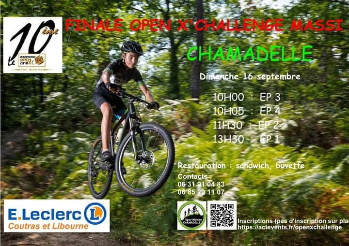 Chamadelle 2018