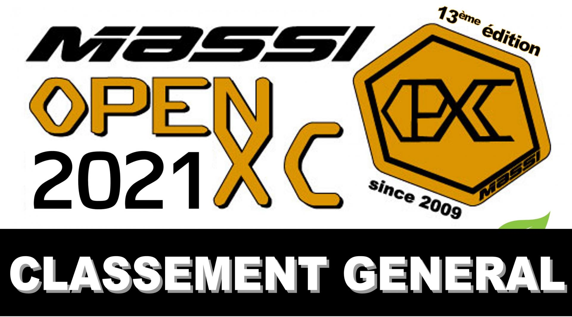 CLASSEMENT GENERAL 2021