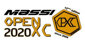 Massi open xc 2020 logo