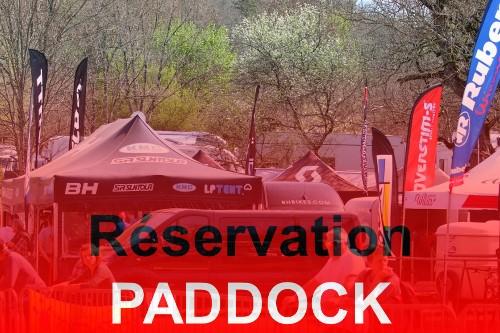 Réservation PADDOCK